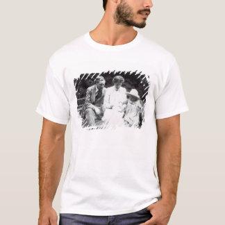 Virginia Woolf mit Clive und julianischer Bell, T-Shirt