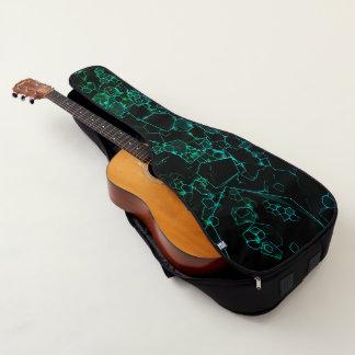 Virtueller Deconstruction Gitarrentasche