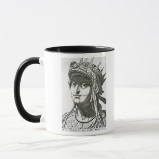 Vitellius (15-69 ANZEIGE), 1596 (Stich) Tasse