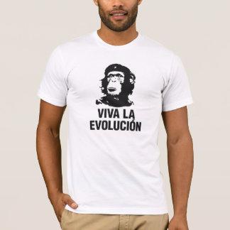 viva La evolucion T - Shirt