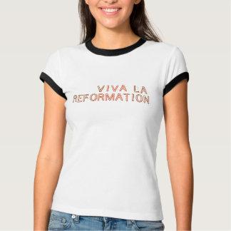 VIVA LA-VERBESSERUNG, zwei T-Shirt