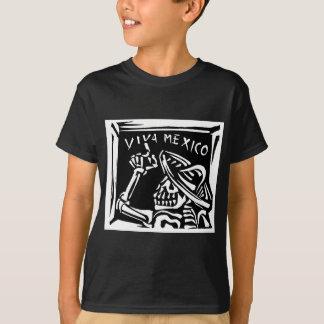 """Viva Mexiko Mexiko """"Tag vom toten """" T-Shirt"""