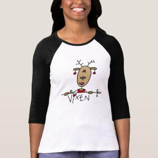 Vixen-Ren-Weihnachtst-shirts und -geschenke T-Shirt