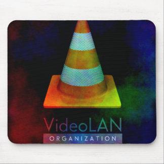 VLC Video-LAN-Spieler Mousepad