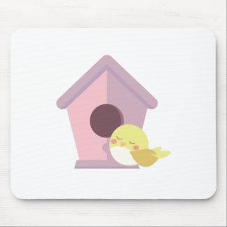 Vogel-Haus Mauspads