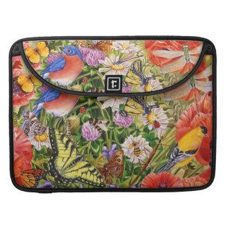 "Vögel, Schmetterlinge MacBook Pro 15"" Hülse Sleeve Für MacBooks"