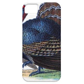 Vogel-Tierfeiertag versieht die Vintage Türkei mit iPhone 5 Cover