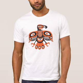 Vogel - Ureinwohnerkunst Stylization T-Shirt