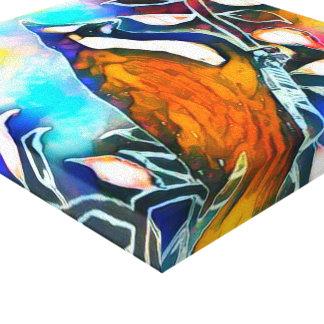 Vogel-Wand-Grafik Gespannte Galerie Drucke