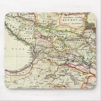 Völker des Kaukasus Mousepad