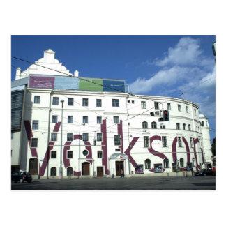 Volksoper, Wien Österreich Postkarte