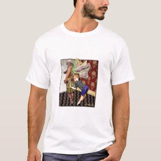 Volle dargestellte Mutter T-Shirt