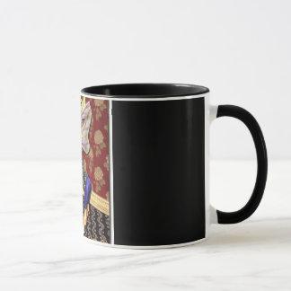 Volle dargestellte Mutter - Tasse