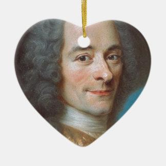 Voltaire Keramik Herz-Ornament