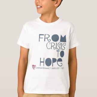 Von Krise zu Hoffnung T-Shirt