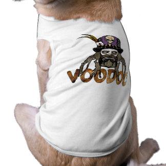 Voodoo-Haustier-Kleidung Shirt