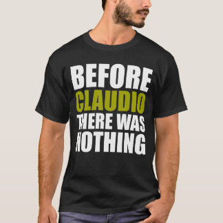 Vor Claudio T-Shirt