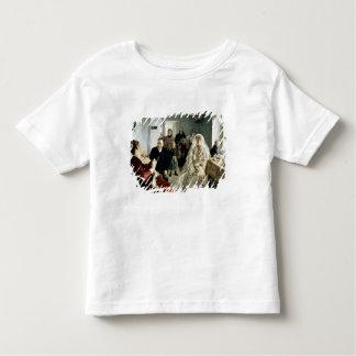 Vor der Hochzeit 1880s Kleinkinder T-shirt