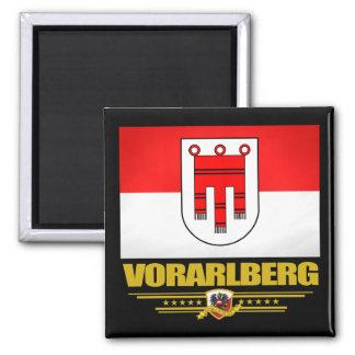 Vorarlberg Quadratischer Magnet