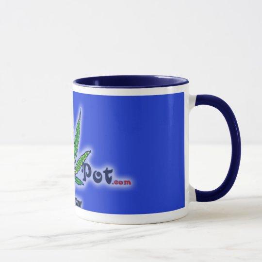 vote4pot kaffee tasse tasse. Black Bedroom Furniture Sets. Home Design Ideas