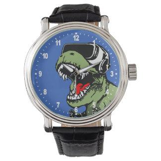 VR T-rex Armbanduhr