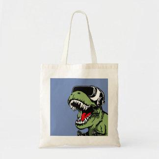 VR T-rex Tragetasche