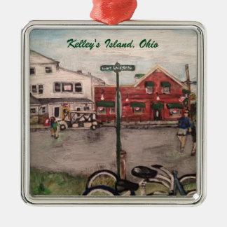 W. Fahren Sie Lakeshore, Kelleys Verzierung Silbernes Ornament
