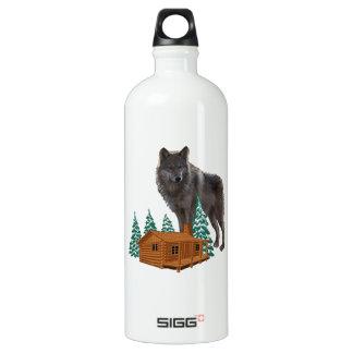 Wächter der Nacht Wasserflasche