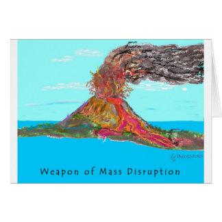 Waffe der Massenunterbrechung Karte