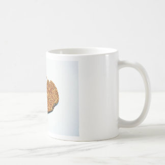 Waffel-Herz Tasse