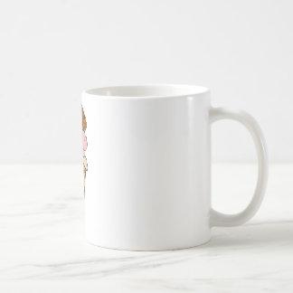 Waffel-Kegel Tasse