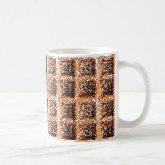 Waffel-Tasse Kaffeetasse