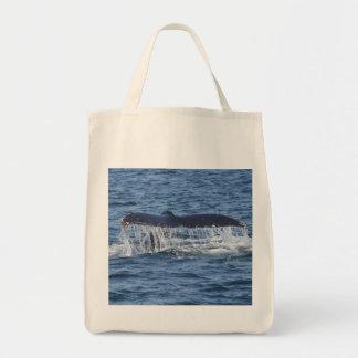 Wal-Schwanz-Taschen-Tasche Tragetasche