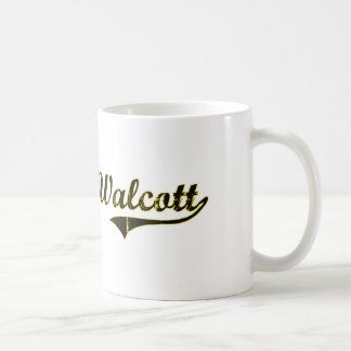 Walcott Iowa klassischer Entwurf Tasse
