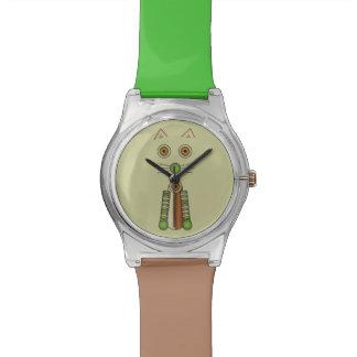 Wald-CAT Armbanduhr