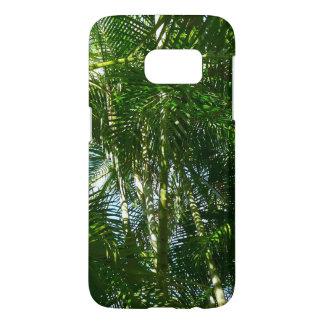 Wald des Palme-tropischen Grüns