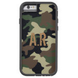 WaldCamouflage iPhone 6 Fall Tough Xtreme iPhone 6 Hülle