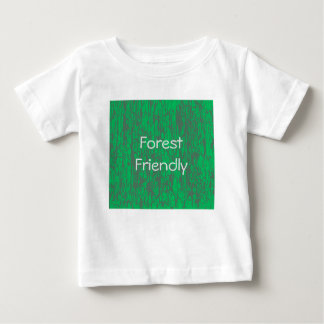 Waldfreundlicher Jersey T - Shirt
