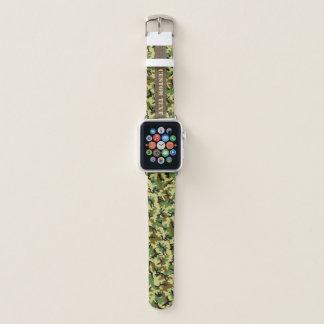 Waldtarnung Apple Watch Armband