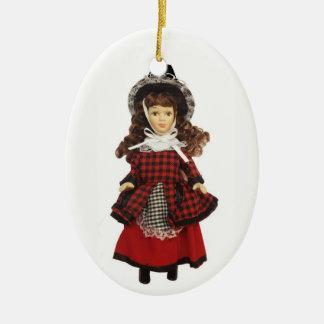 Waliser-Puppe Keramik Ornament