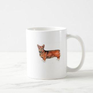 WaliserCorgi Kaffeetasse