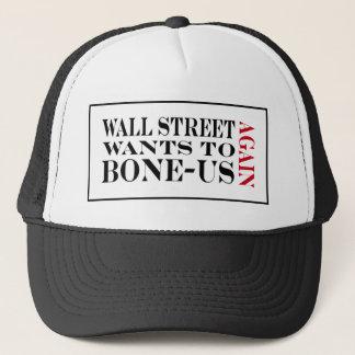 Wall Street-Prämie Truckerkappe