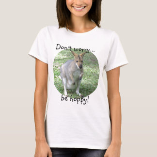 Wallaby-Shirt - humorvoll T-Shirt
