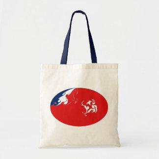 Wallis and Futuna Gnarly Flag Bag
