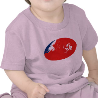 Wallis und Gnarly Flaggen-T - Shirt Futuna