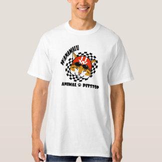 Wanamalu TierPitstop T-Stück T-Shirt