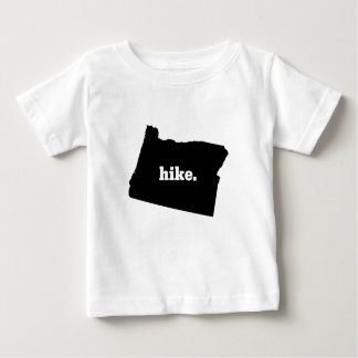Wanderung Oregon Baby T-shirt