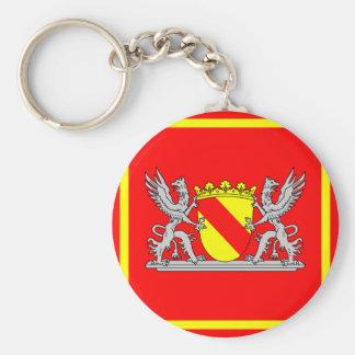 Wappen Baden Staatspräsident Standard Runder Schlüsselanhänger