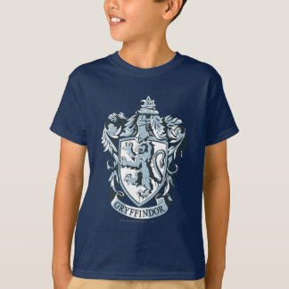 Wappen-Blau Harry Potter | Gryffindor T-Shirt