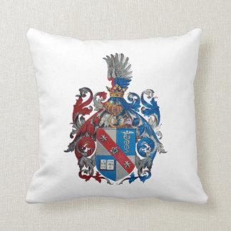 Wappen der Ludwig von Mises-Familie Zierkissen